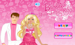Barbie Romantic Kiss screenshot 1/3