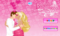 Barbie Romantic Kiss screenshot 2/3
