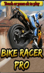 Bike Racer Pro - Free screenshot 1/4
