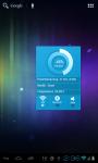 Battery info widget Free screenshot 2/4