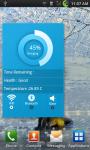 Battery info widget Free screenshot 4/4
