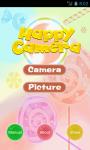 Happy Camera screenshot 1/6