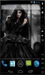 Gothic Queen Live Wallpaper screenshot 1/2