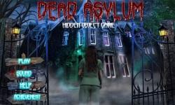 Free Hidden Object Games - Dead Asylum screenshot 1/4