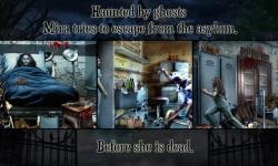 Free Hidden Object Games - Dead Asylum screenshot 2/4