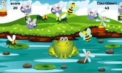 Hungry Frog Free screenshot 2/5