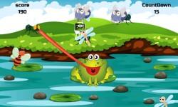 Hungry Frog Free screenshot 3/5