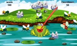 Hungry Frog Free screenshot 4/5