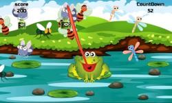 Hungry Frog Free screenshot 5/5