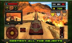Tank Hero 3D Game screenshot 2/6