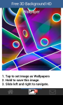 Free 3D Background HD Wallpaper screenshot 1/6