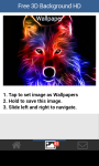 Free 3D Background HD Wallpaper screenshot 3/6