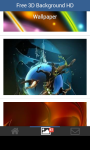 Free 3D Background HD Wallpaper screenshot 5/6