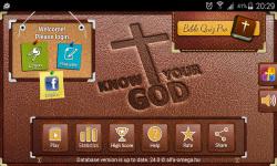 Bible Quiz Pro - Trivia Game screenshot 1/5