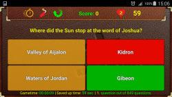 Bible Quiz Pro - Trivia Game screenshot 3/5
