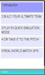 FIFA 15 Soccer Play Manual screenshot 1/1