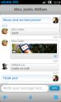 new maxi messenger screenshot 2/6