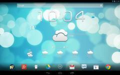 Beautiful Widgets Pro next screenshot 5/6
