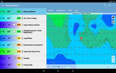 Windfinder Pro sound screenshot 6/6