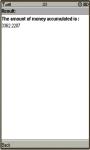 Compound Interest Calculater screenshot 4/4