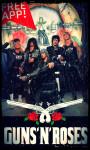 Guns N Roses Wallpapers app screenshot 1/3