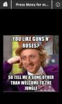 Guns N Roses Wallpapers app screenshot 2/3