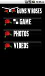 Guns N Roses Wallpapers app screenshot 3/3