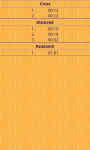 Peg Solitaire Lite screenshot 6/6