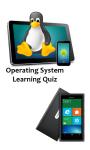 Operating System Learning Quiz screenshot 1/1