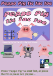 Peppo Pit Tic Tac Toe screenshot 1/6