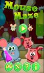 Mouse Maze Free screenshot 1/6