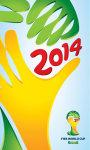 Fifa World Cup 2014 Brazil wallpaper screenshot 2/4