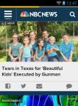 NBC News Reader Lite screenshot 2/6