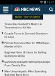 NBC News Reader Lite screenshot 3/6
