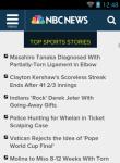 NBC News Reader Lite screenshot 6/6