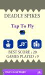 Deadly Spikes screenshot 1/6