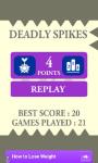 Deadly Spikes screenshot 5/6
