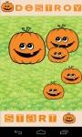 Pumpkins destroy: secret party screenshot 1/4