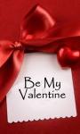 Be My Valentine 240x400 screenshot 1/1