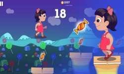 Kids Sugar Run screenshot 1/4