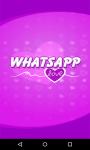 Love for WhatsApp screenshot 1/6