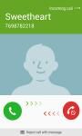 Fake Girlfriend Call screenshot 3/4