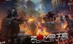 Zombie World War 3D screenshot 1/3