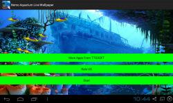 Nemo Aquarium Live Wallpaper screenshot 1/4