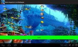 Nemo Aquarium Live Wallpaper screenshot 3/4