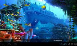 Nemo Aquarium Live Wallpaper screenshot 4/4