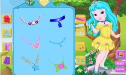 Toddler Aurora Dress Up screenshot 1/3