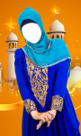 Hijab Woman Photo Montage Free screenshot 4/6