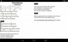 SongBook full screenshot 3/6