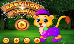 Baby Lion Salon screenshot 1/5